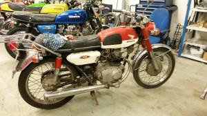 Honda CB125 K3
